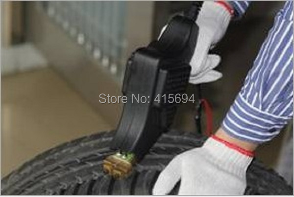Tire Regroover Rubber Cut 400 Professional Tyre