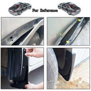 Image 5 - 10x car Auto fasteners for Hyundai Tucson Elantra Sonata solaris Santa Fe Accent i30 i20 Bumper Mudguard Fastener Fixing Clips