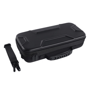 Image 5 - 2020  Newest PU Hard Box Travel Carrying Storage Case For Zhiyun Smooth 4 Handheld Gimbal Stabilizer Extra Room For Accessories