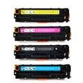 4 цветной тонер картридж для HP 131A hp 131a Серии Для Color Laserjet CP1215, 1312,1515, 1518, Pro CM1415, 1525, Pro 200, M276n, M251