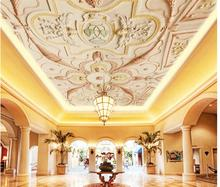 3d ceiling murals wallpaper City of angels European restaurant painted ceiling frescoes wallpaper 3d ceiling mural 3d wallpaper wallpaper wallpaper city guide basel 2012
