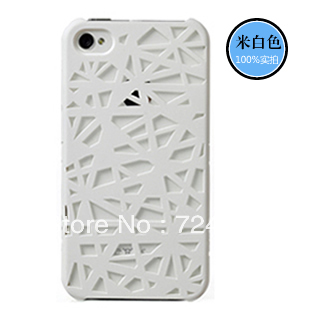 FASHION NEW CELL crystal cell phone case for iphone 4 4s ; CASE FOR GOSSIP GIRL FREE SHIPPING