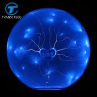 Magic ion ball lamp novelty light static electricity Lightning ball lamps nightlight