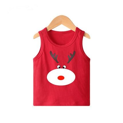 VIDMID New Summer Children Girls boys T-shirts Kids Cotton Short Sleeve Tees Casual Cartoon Tops for 2-8 year Girls boys 4101 01 6