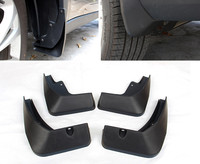 Molded Splash Guards Mud Flaps Front & Rear For MG GS 2015 2016 2017 car styling