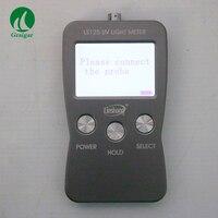LS125 Alta Precisão Medidor de Luz UV UV Radiômetro UV Medidor De Potência para UVA UVB UVC