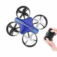 Mini Drone télécommande Dron RC quadrirotor hélicoptère Quadrocopter 2.4G 6 axes gyroscope Micro avec Mode sans tête tenir l'altitude