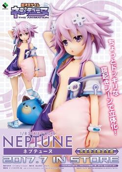 20cm Hyperdimension Neptunia Sexy girl Action Figure PVC New Collection figures toys Collection for Christmas gift