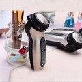 100% original hombre f2411 2015 nueva máquina de afeitar eléctrica de los hombres recargable afeitadora de afeitar la cabeza para philips tecnología navaja de afeitar de afeitar
