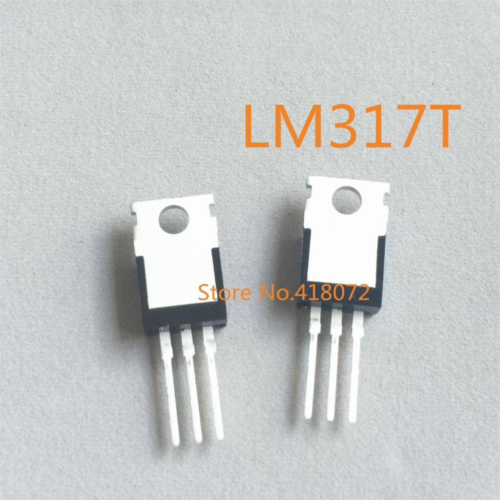 Buy Ic Lm317t And Get Free Shipping On