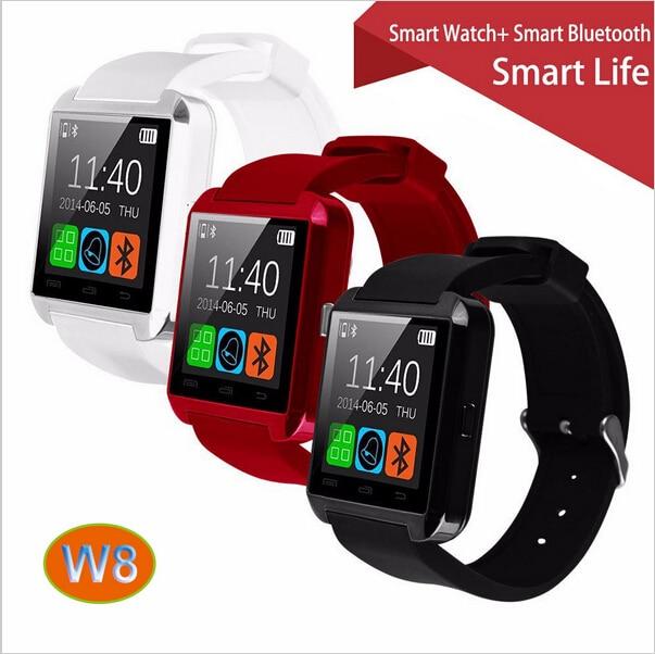 100 Original Brand U8 Bluetooth Smart Watch Sport for iPhone 5 5S 6 6 6s Samsung