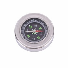 60mm metal stainless steel portable compass student outdoor sports compass