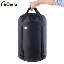 Outdoor Sport Waterproof Travel Storage Dry Bag Saving Compressed Storage Bags For Clothing Tends Duvets Pillows Sleeping Bag