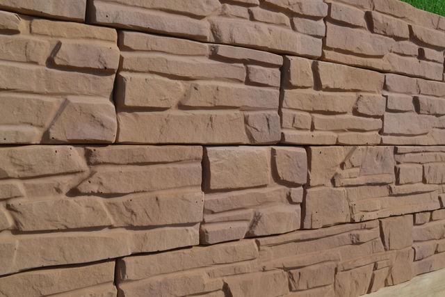 unidades ladrillos de cemento plstico diy moldes molde para muro del jardn decoracin artificial