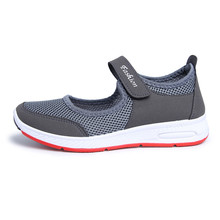 cheap Women Sports Shoes Lightweight Summer Breathable Flats