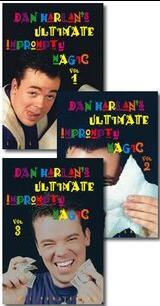 Dan Harlan Ultimate Impromptu Magic magic tricks|Magic Tricks ...