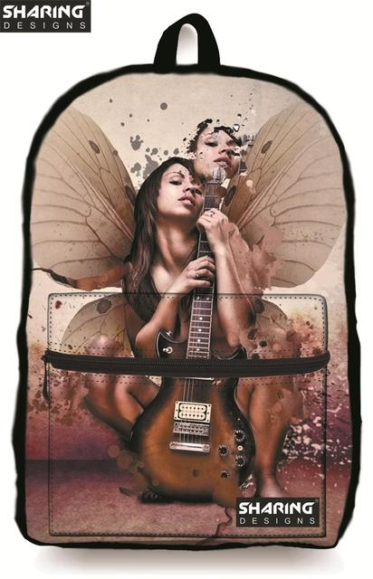 National Style Women's School Bags Canvas Kids Schoolbag for Teenager Girls Casual Children School Bag OutdoorTravel Bag