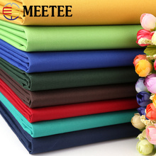 Meetee 50*150cm Waterproof  Fabric Thick 0.42mm Oxford Cloth DIY Outdoor Rainproof Cloth Canopy Canvas Hand Sewing Fabric BD547