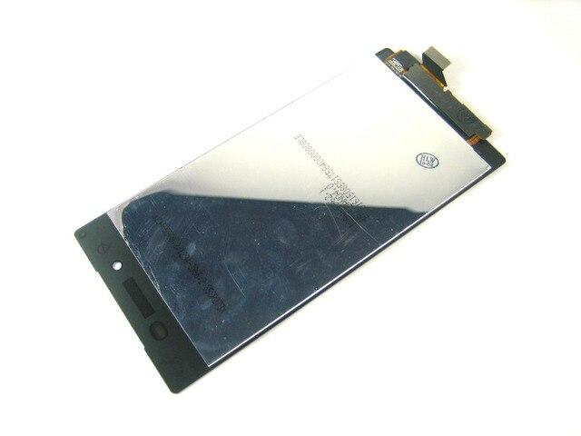 Замена Полный ЖК-Дисплей + Сенсорный Экран Digitizer для Sony Xperia Z5 Черный