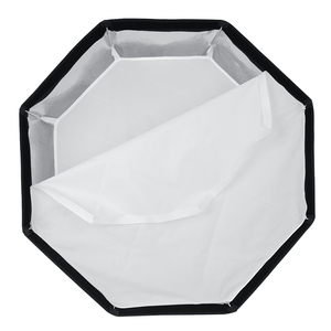 Image 4 - Godox 80 centimetri 31.5in Portatile Griglia A Nido Dape Ottagonale Ombrello Riflettore Softbox con Bowens Mount per Flash Speedlite