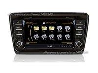 For Skoda Octavia MK3 2013~2014 Car GPS Navigation System + Radio TV DVD BT iPod 3G WIFI HD Screen Multimedia System