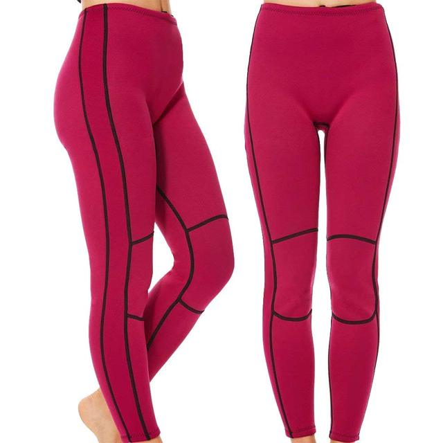 7fa741897f Wetsuit 1.5mm Pants Womens Long Length Shorts Stretch Swimming Scuba Diving  Snorkeling Canoe Trunks