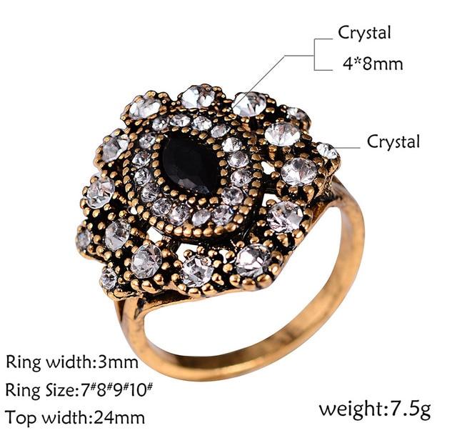 Joyme Новый Винтажный внешний вид золотого цвета глаз Свадебные