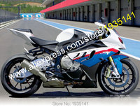 Hot Sales,For BMW S1000RR 2010 2014 S 1000RR 10 11 12 13 14 S1000 RR Multi color ABS Motorbike Fairing Kit (Injection molding)