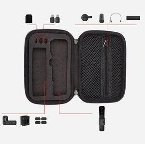 Image 5 - Dla DJI Osmo Pocket Gimbal akcesoria wodoodporna torba etui ochronne ze skóry pu osłona przeciwwodna na kamera kardanowa