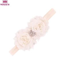 MUQGEW Girls Headbands Flower Hair Accessories For Girls Infant Hair Band