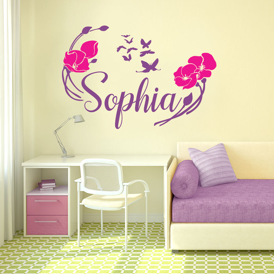 Luxury Butterfly Wall Decor For Girls Pictures - Art & Wall Decor ...