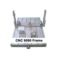 DIY 6090 CNC lathe machine engraving machine milling 600*900mm parts 80mm spindle 2.2KW