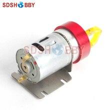 Bomba de engranajes de Metal eléctrica DIY de nuevo diseño para sistema de humo (Metal entero) características: