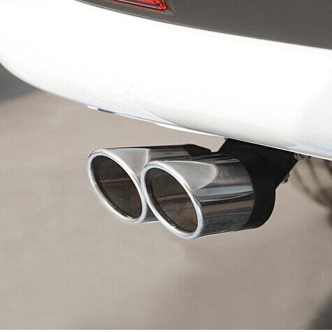 Car-Styling Car Exhaust Pipe Tail Pipes For Kia Rio K2 K3 K5 K4 Cerato Soul Forte Sportage R SORENTO
