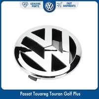 130mm rejilla del radiador emblema logotipo para VW Volkswagen Passat 06-11 Touareg 07-10 Touran Golf Plus 2005-2009 5M0 853 601 FDY
