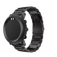 Armband edelstahl armband Für Suunto Core uhr Band Smart uhr Einstellbare Ersatz Strap-Armband Zubehör