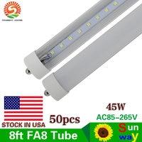 tubes retrofit led with kit daylight light bright p sockets foot tube bulbs eti white lights