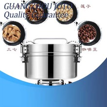 Big Capacity 3500G Spice Herb Salt Rice Coffee Bean Cocoa Corn Pepper Soybean Leaf Mill Powder Grinder Machine commerical flour mill electric spices pepper grain coffeen bean grain grinder herb spice corn soybean grinding machine