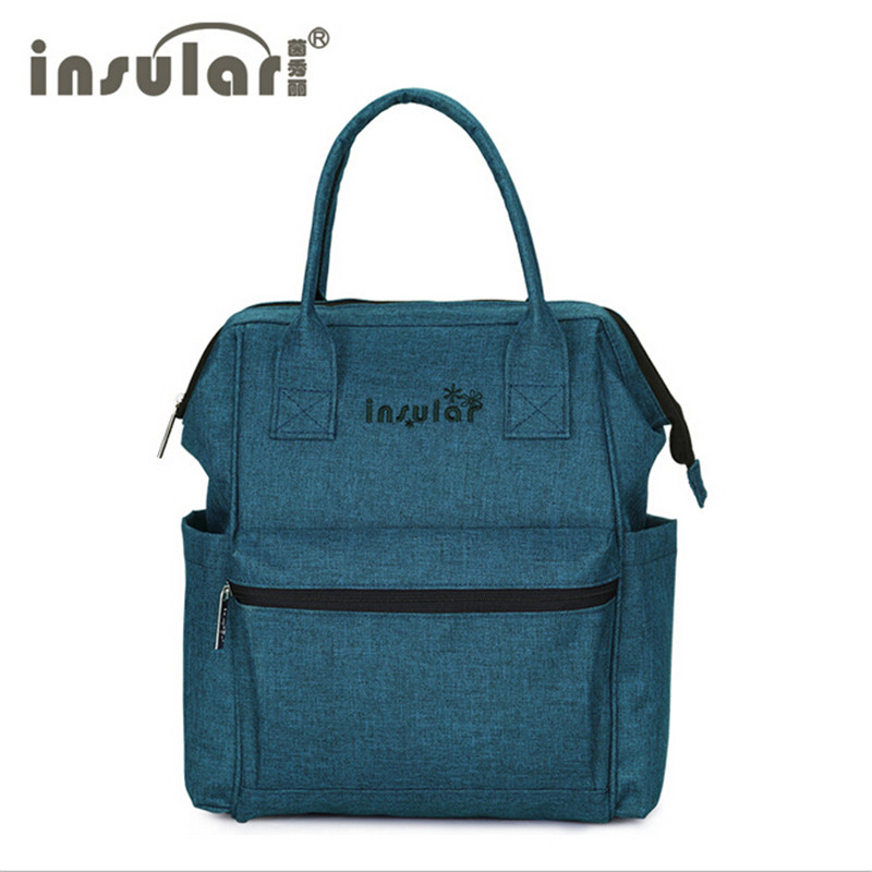 Insular Baby Bag Nappy Bags Baby Backpack Large Diaper Bag