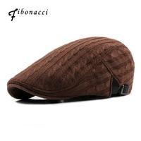 Fibonacci Top Quality Fashion Women S Men S Beret Cap Nylon Beret Hats For Men Women