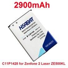 HSABAT 2900mAh C11P1428 Battery for Asus Zenfone 2 Zenfone2 Laser ZE500KL ZE500KG