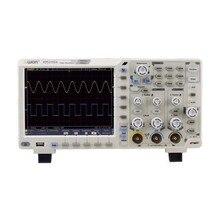 OWON Высокая точность разрешение осциллограф XDS2102A 100 МГц 12 бит 2+(1) каналы 1GS/S высокопроизводительный цифровой осциллограф