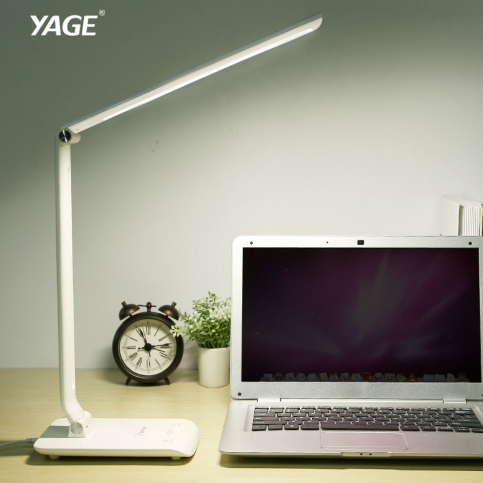 YAGE Make up table lamp led daylight desk lamp for children flexible desk light led table light modern lamps 8.4W 42pcs LEDYAGE Make up table lamp led daylight desk lamp for children flexible desk light led table light modern lamps 8.4W 42pcs LED
