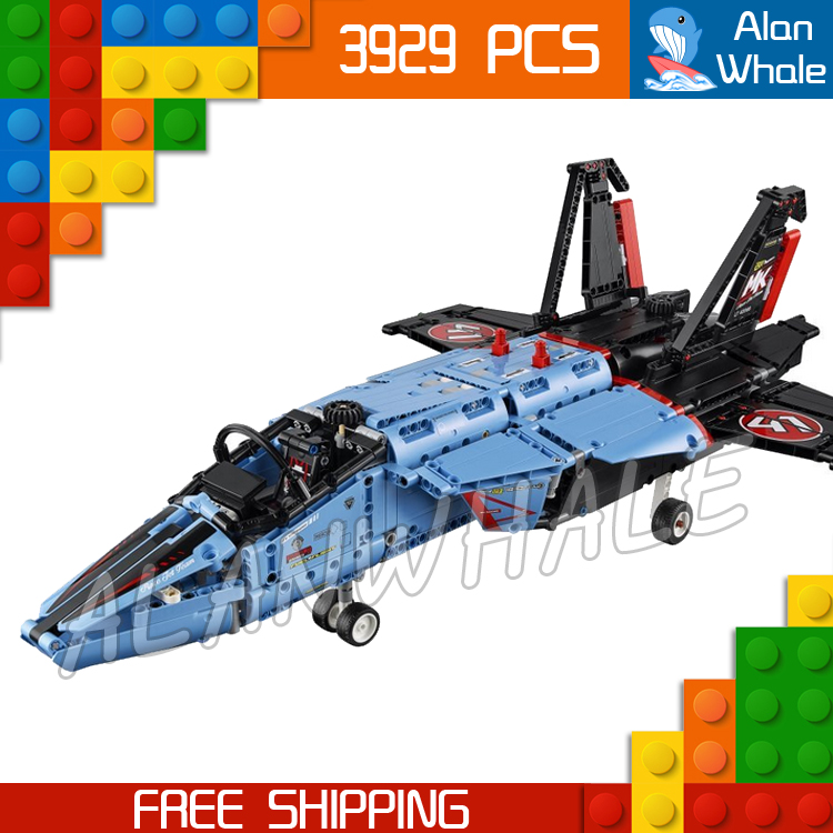 1151pcs New Technic Air Race Jet 20031 DIY 2-in-1 Model Building Kit Blocks Gifts Boys Toys Compatible With lego lepin 20031 technic the jet racing aircraft 42066 building blocks model toys for children compatible with lego gift set kids