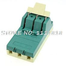 380VAC 100A 3P Single Throw Electronic Circuit Opening Load Knife Switch Green