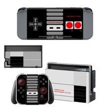 Interruttore Autoadesivo Della Pelle vinilo per Nintendo Interruttore adesivi skin Compatibile con Nintend Switch di Console e Joy Con Controller