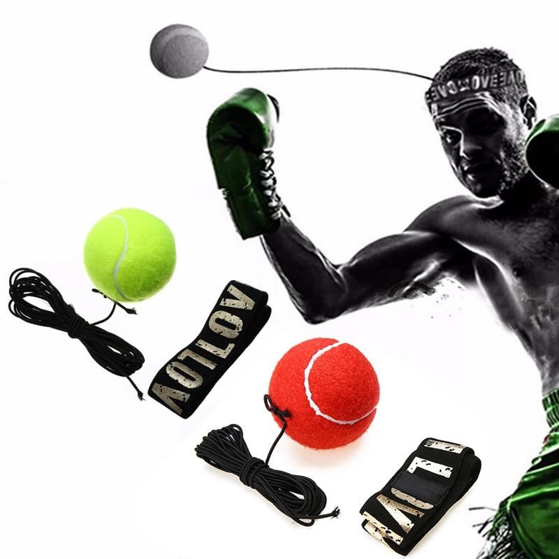 MAYITR איגרוף כדור ציוד לחימה Boxeo עם ראש - כושר ופיתוח גוף
