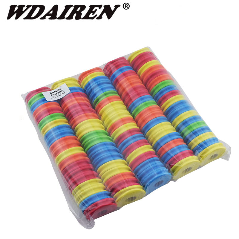 WDAIREN 100pcs/lot Winding Board Fishing Line Tackle Accessories Foam Board Trace Wire Swivel Tackle Fishing Box Tools WD-034