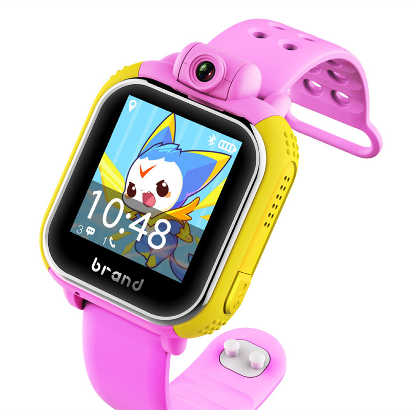 цены Smart Watch GPS GSM Kid SOS Anti-Lost 3G Smart Watch for Android iOS With Camera Big HD Screen Smartwatch For Children Safety