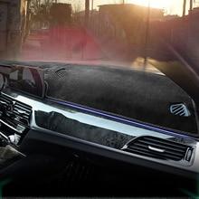 lsrtw2017 suede polyester car dashboard mat for bmw 3 series F30 F31 F32 F33 F34 F36 318i 320i 330i 340i 420i 2013-2018
